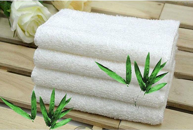 Bamboo dishcloth 2
