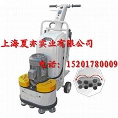 上海夏亦石材翻新机八爪研磨机