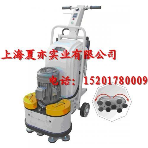 上海夏亦石材翻新機八爪研磨機 1