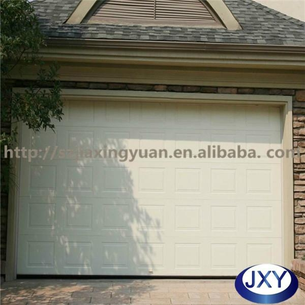 Automatic Color Steel Garage Door Window Inserts 2