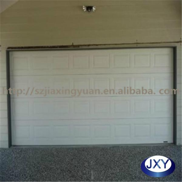 Automatic Color Steel Garage Door Window Inserts 3