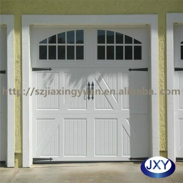 Automatic Color Steel Garage Door Window Inserts 5
