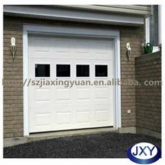 Automatic Color Steel Garage Door Window