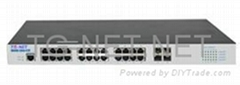 L3 10G SFP+ Ethernet Switch