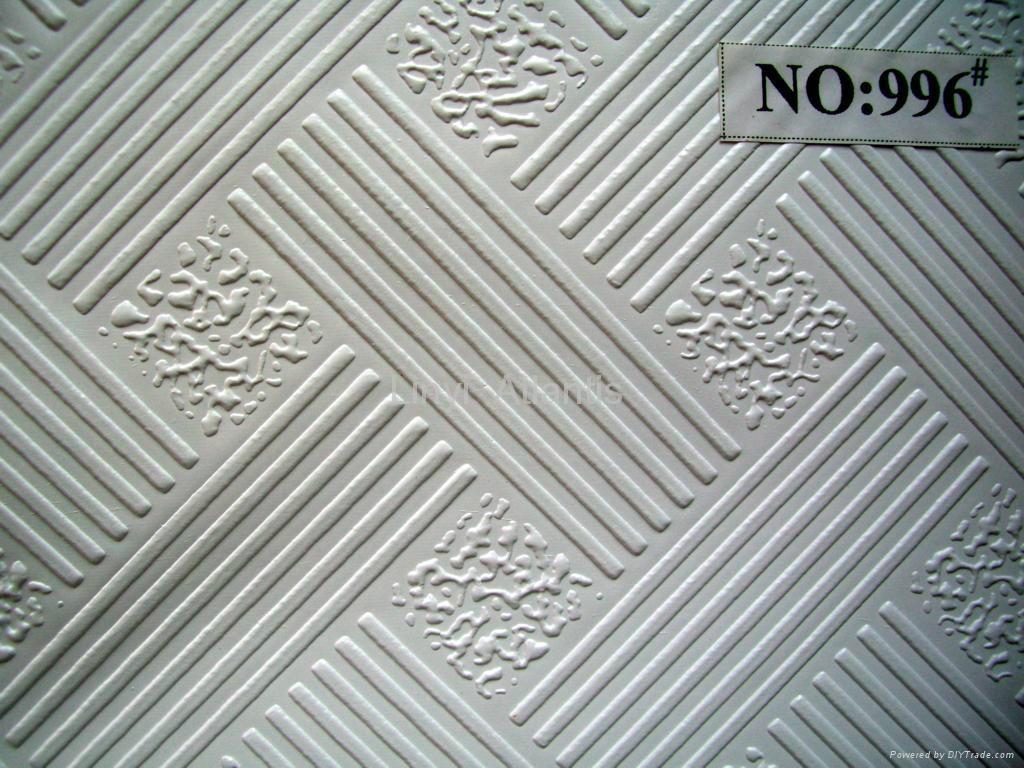 Pvc laminated gypsum ceiling tiles 154 atlantis china pvc laminated gypsum ceiling tiles 1 pvc laminated gypsum ceiling tiles 2 doublecrazyfo Gallery