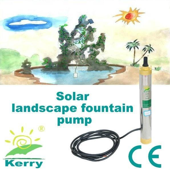 solar fountain water pump 12v 1