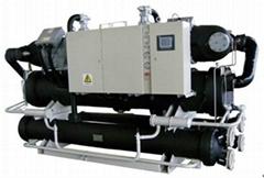 标准型螺杆冷水机组