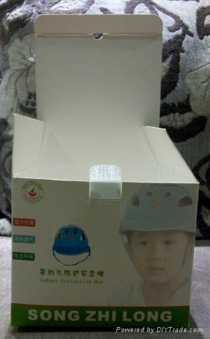 学步帽彩盒 2