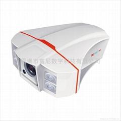 红外夜视监控摄像机100米