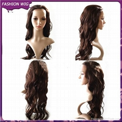 Fashion Top Quality Synthetic Kanekalon Front Lace Wig (Hot Product - 1*)
