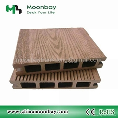 waterproof wooden plastic composite flooring
