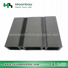 anti-UV plastic composite deck