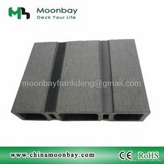 anti-UV plastic composite deck