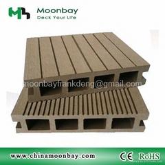 WPC decking outdoor flooring