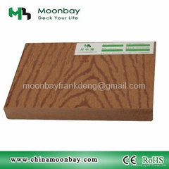 WPC Outdoor Solid Wood Flooring with