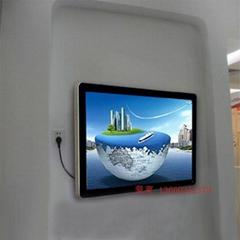 26寸壁挂网络广告机