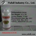 deltamethrin 2.5 ec manufacturer