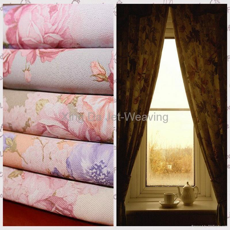 print fabric curtain online  3