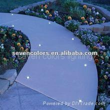 Best Selling 12V 0.3W Decoration LED Ground Light/Deck Lamp 5