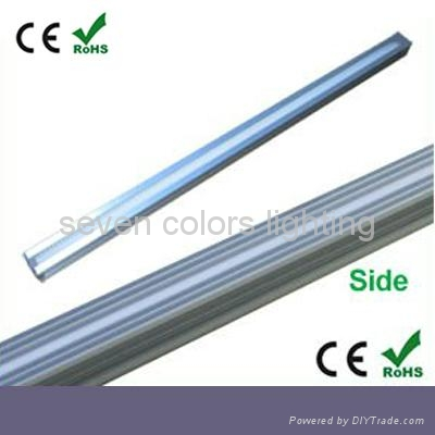 12V CE&ROHS Approved Long Lifespan Aluminum LED Rigid Strip Light Ceiling Using 2
