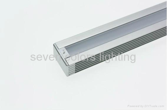 12V CE&ROHS Approved Long Lifespan Aluminum LED Rigid Strip Light Ceiling Using 3
