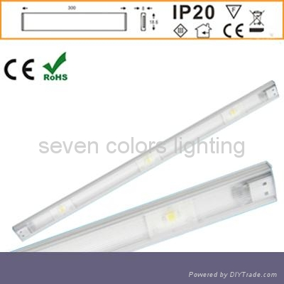 High Bright SMD 5050 Linkable LED Jewerly Case Strip Bar 1