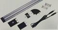 Angle Adjustable Touch Switch 12V LED Showcase Light Bar 2