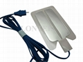 Bipolar Disposable grounding pad with