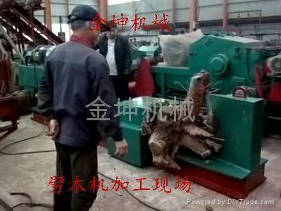 木材劈木机 1