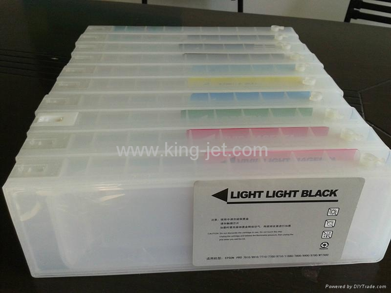 11 color 700ml for epson 7900 ink cartridge 2