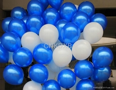 10inch 2.2g pearlized color latex balloon