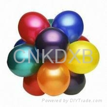 12inch2.8g pearlized color latex balloon