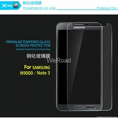 Tempered glass screen protector For Samsung Glaxy Note3(N9000) 0.33mm