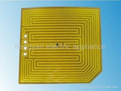 3D printer kapton film heater