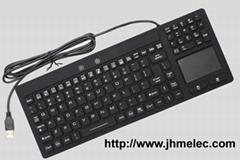 金弘美JHM-102硅胶键盘工业键盘