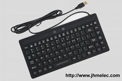 金弘美JHM-87H硅胶键盘工业键盘