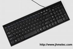 金弘美JHM-101有线键盘