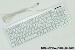 金弘美JHM-1280L有线键盘