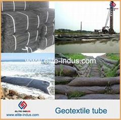 Geo tubes- Dewatering Getube
