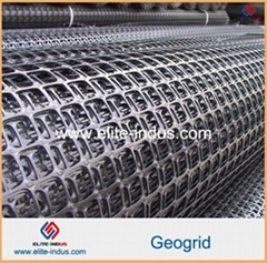 Polypropylene PP Biaxial Plastic Geogrids