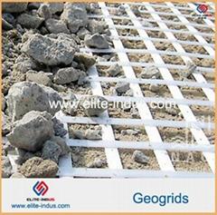 Mining geogrid Mine Plastic Geogrid