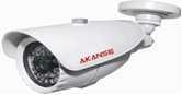 30米红外800线模拟摄像机