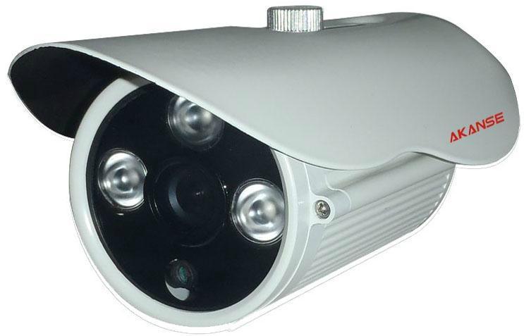 30米1200线红外点阵模拟摄像机 1