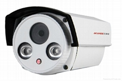 50米双点阵1200线模拟摄像机