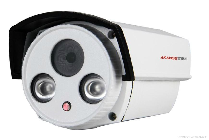 50米双点阵1200线模拟摄像机 1