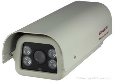 100米500万像素1080P高清枪式网络摄像机 1