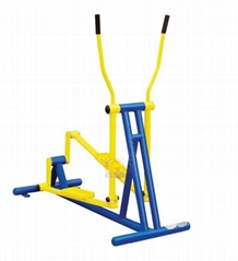 Sports and entertainment equipment Elliptical cross