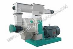 Ring Die Wood Pellet Machine