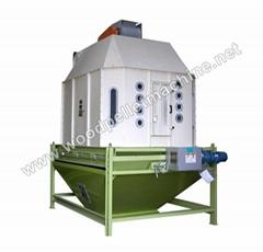 Counter Flow Pellet Cooler