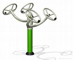 Outdoor Fitness Equipment -Taichi Spinner
